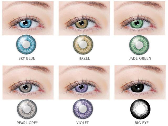 Cách chọn kính áp tròng và cung cấp oxy cho mắt - Ảnh 1.