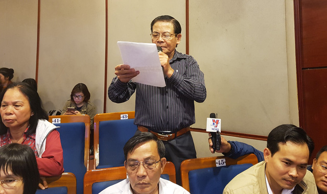 Ngày 29-11, công bố kết luận thanh tra vụ Sơn Trà - Ảnh 1.