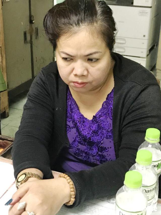 Bắt nữ quản lý bar ở Phú Nhuận tàng trữ ma túy - Ảnh 1.