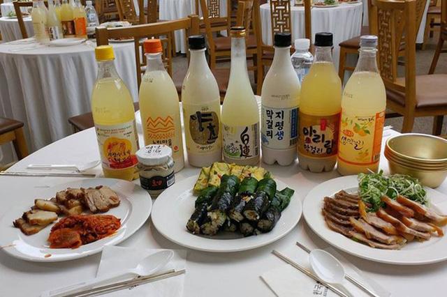 Thưởng thức tinh hoa ẩm thực Hàn Quốc tại lễ hội văn hóa xứ sở Kim chi - Ảnh 1.