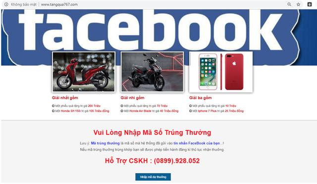 Dấu hiệu bạn sắp bị lừa đảo trên Facebook - Ảnh 2.