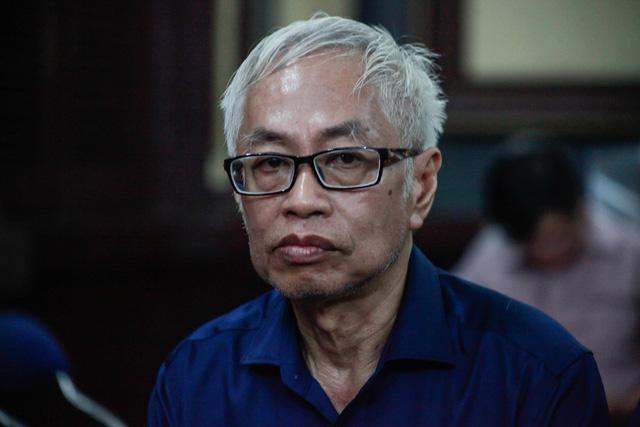 Ông Trần Phương Bình thừa nhận hai tội danh - Ảnh 1.