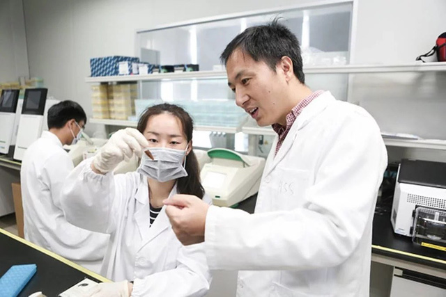 Việt Nam chưa cho phép chỉnh sửa gen trên người - Ảnh 1.