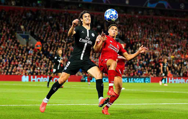 PSG quyết đấu Liverpool - Ảnh 1.