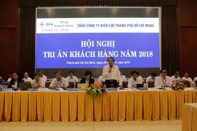 EVN HCMC tổ chức Hội nghị Tri ân khách hàng năm 2018 - Ảnh 1.