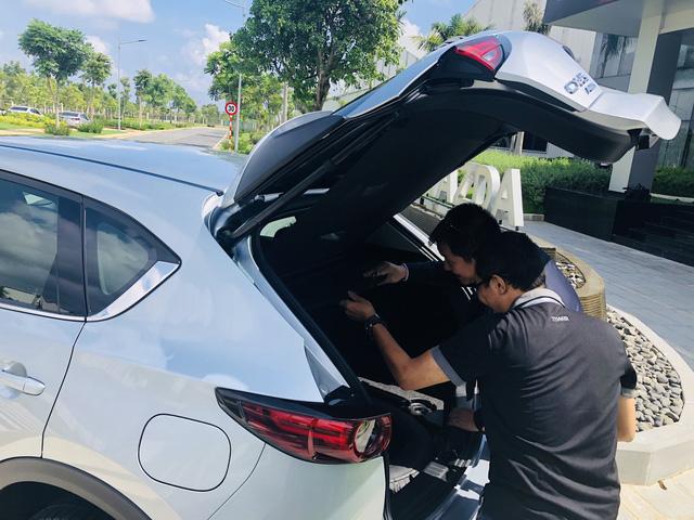 Hàng ngàn xe Honda, Mazda phải triệu hồi, ở Việt Nam lại không? - Ảnh 1.