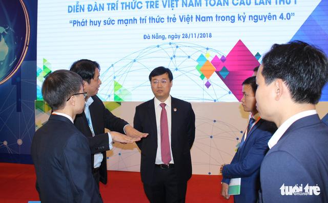 """Diễn đàn trí thức trẻ Việt Nam 2019 sẽ """"Hướng đến sự phát triển bền vững"""" - Ảnh 1."""
