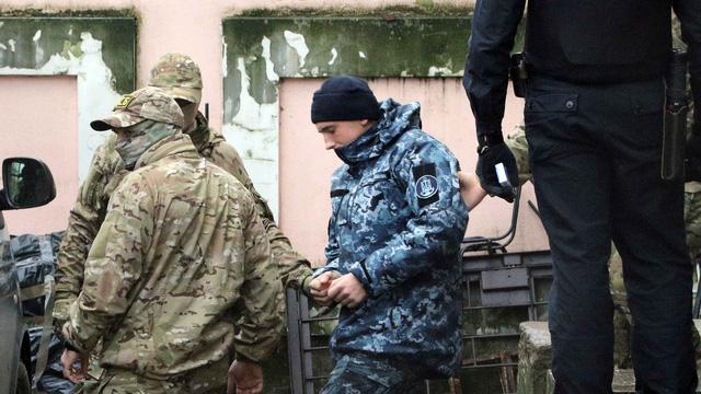 Tính toán của Kiev trong khủng hoảng biển Azov - Ảnh 1.