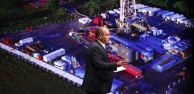 Mexico khoe mỏ dầu có đến 1,3 tỉ thùng - Ảnh 1.