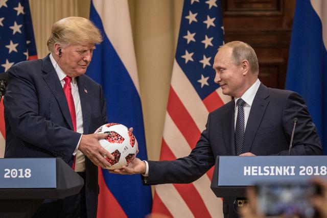 Xác nhận hai tổng thống Nga và Mỹ gặp nhau ngày 1-12 - Ảnh 1.