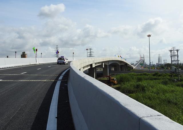 Quảng Ninh khẳng định cầu Bạch Đằng không bị lún võng  - Ảnh 3.