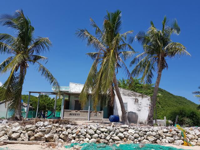 Đảo Điệp Sơn  sau 1 năm hứng bão lịch sử Damrey - Ảnh 4.