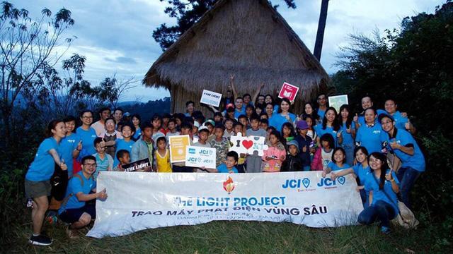 Dự án của JCI Vietnam giành giải thưởng quốc tế - Ảnh 4.