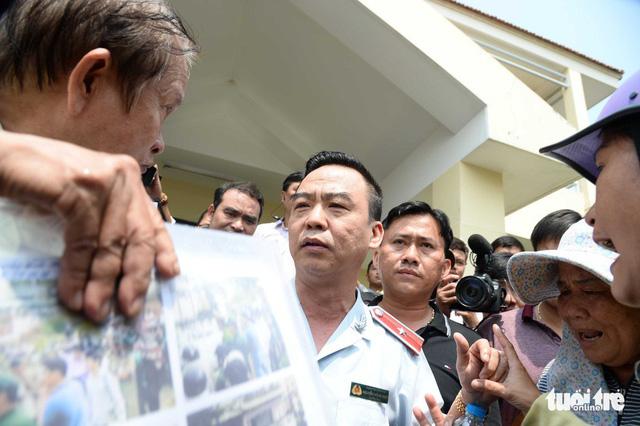 Hơn 2.200 hộ dân Thủ Thiêm nộp đơn sau kết luận kiểm tra - Ảnh 1.