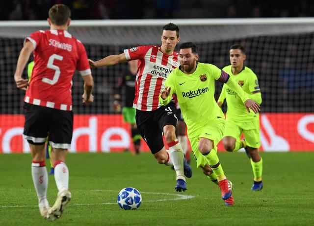 Đẳng cấp Messi, niềm tin Barca - Ảnh 1.
