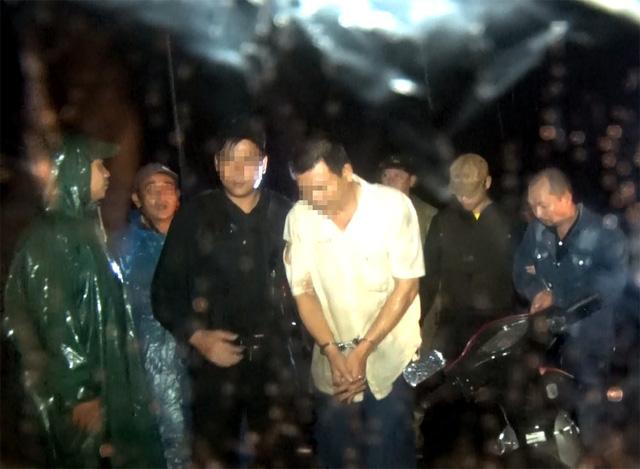 Khởi tố vụ án tổ chức dựng lều để đánh bạc ở Phú Yên - Ảnh 1.