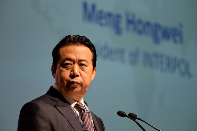 Trung Quốc khai trừ cựu Chủ tịch Interpol khỏi ban lãnh đạo Chính Hiệp - Ảnh 1.