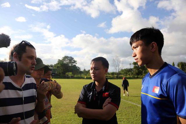 Đoàn Văn Hậu: Chúng tôi muốn lấy ít nhất 1 điểm trước Philippines - Ảnh 1.