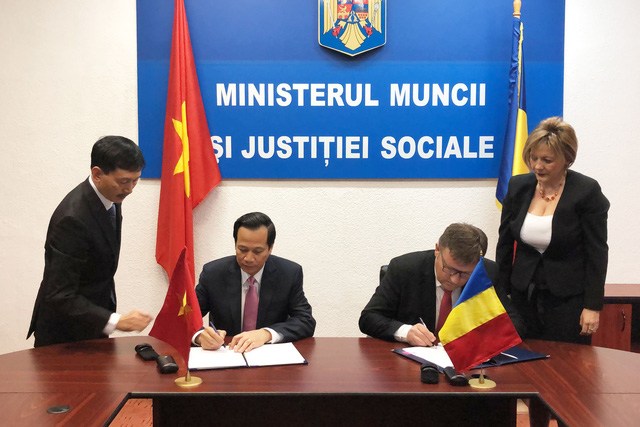 Lao động Việt có thể làm việc ở Rumani, lương 600-1.200 USD/tháng - Ảnh 1.