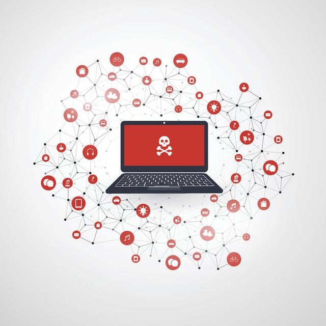 6 cách bảo vệ doanh nghiệp khỏi các cuộc tấn công botnet - Ảnh 1.