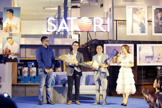 Satori ra mắt nước uống đóng chai công nghệ sRO - Ảnh 2.