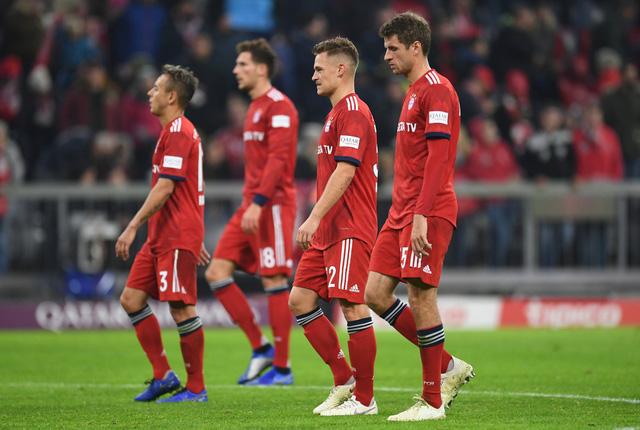 Bị cầm chân phút 89, Hùm xám kém Dortmund 4 điểm - Ảnh 1.