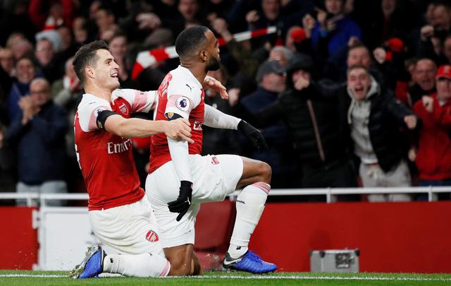 Arsenal và Liverpool chia điểm kịch tính trên sân Emirates - Ảnh 2.