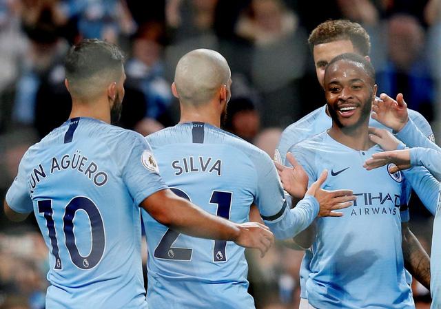 Đè bẹp Southampton, M.C độc chiếm ngôi đầu bảng - Ảnh 2.