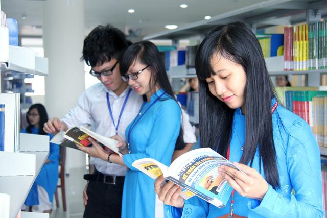 Sinh viên ngân hàng được học cùng lúc 2 chương trình đào tạo - Ảnh 1.