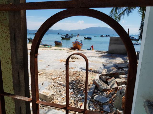 Đảo Điệp Sơn  sau 1 năm hứng bão lịch sử Damrey - Ảnh 3.