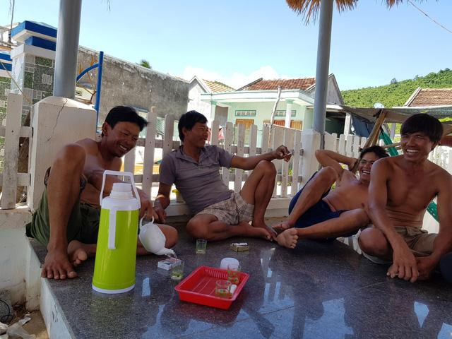 Đảo Điệp Sơn  sau 1 năm hứng bão lịch sử Damrey - Ảnh 6.