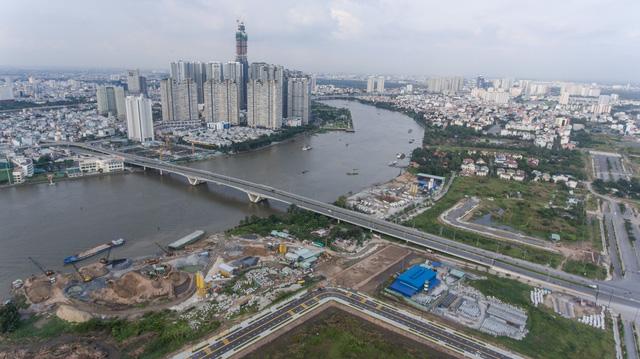 Nên đặt tên riêng cho những cầu mới qua sông Sài Gòn - Ảnh 1.