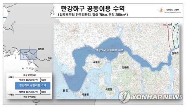 Hàn Quốc - Triều Tiên khảo sát đường thủy dọc biên giới - Ảnh 1.