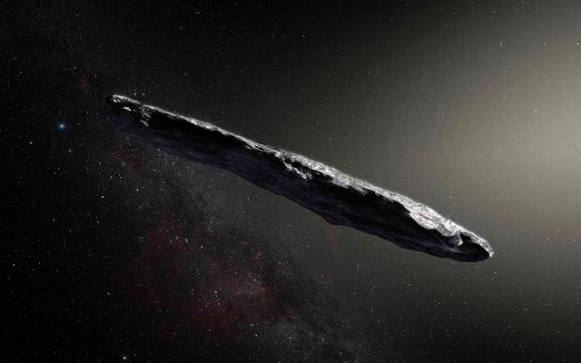 Tàu không gian ngoài hành tinh đã ghé thăm Trái đất? - Ảnh 1.