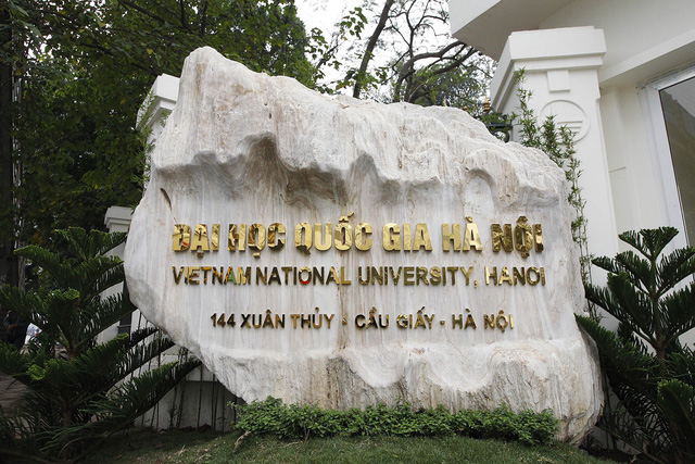 ĐH Quốc gia Hà Nội tiếp tục xét tuyển bằng kết quả thi THPT quốc gia - Ảnh 1.