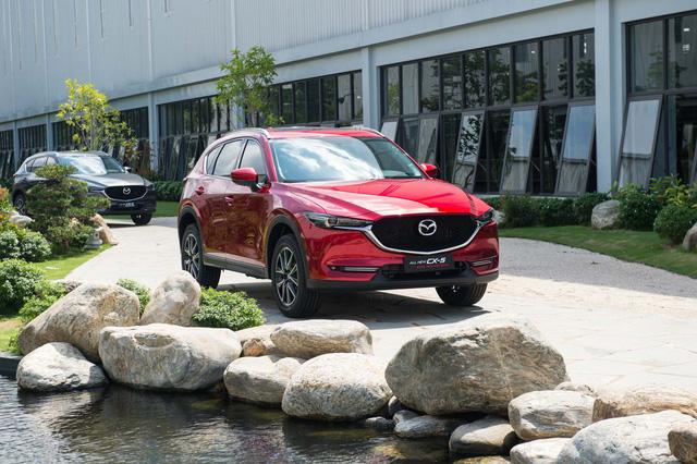 Thaco công bố giá bán xe Mazda màu sơn cao cấp mới - Ảnh 1.