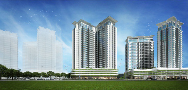 Dự án chung cư cao cấp 'SORA gardens II' tại Bình Dương - Ảnh 1.