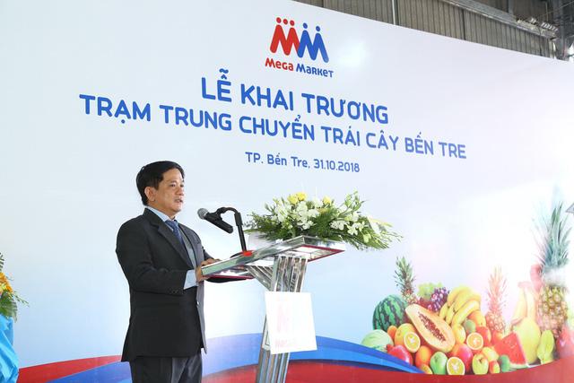 MM Mega Market chính thức hoạt động trạm trung chuyển Bến Tre - Ảnh 2.
