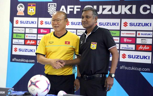 HLV Park Hang Seo tuyên bố tuyển VN sẽ đá bại Lào - Ảnh 4.