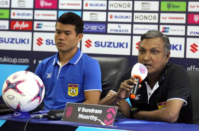 HLV Park Hang Seo tuyên bố tuyển VN sẽ đá bại Lào - Ảnh 3.