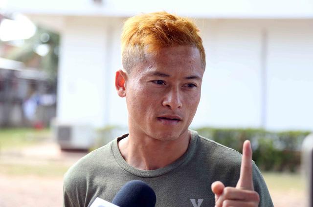Messi Lào muốn sang Việt Nam chơi bóng - Ảnh 1.