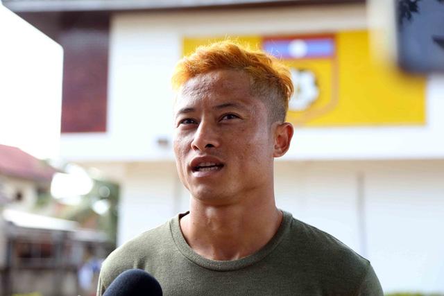 Messi Lào muốn sang Việt Nam chơi bóng - Ảnh 3.