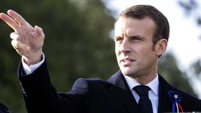Pháp bắt 6 người âm mưu tấn công Tổng thống Macron - Ảnh 1.