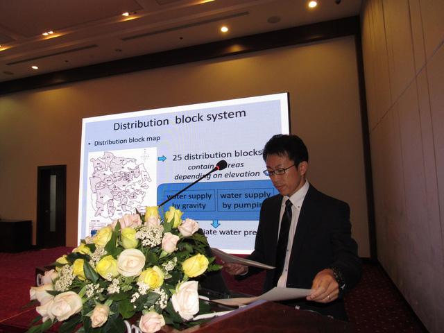 Ứng dụng công nghệ thông tin vào quản lý cấp nước cho người dân - Ảnh 1.