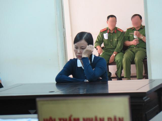 Người phụ nữ lừa chạy công chức vào Viện KSND tối cao lãnh án - Ảnh 1.