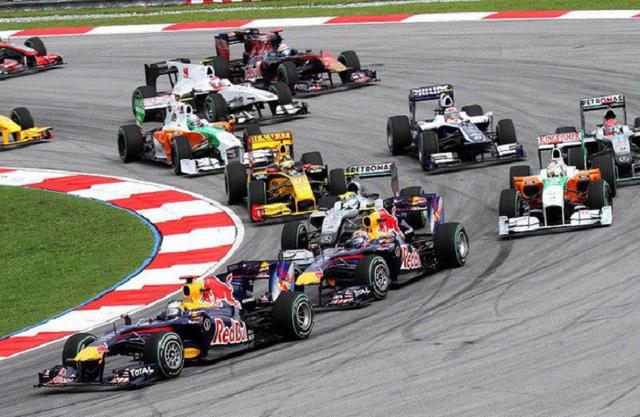 Vingroup lập Công ty Grand Prix Việt Nam tổ chức độc quyền giải đua F1 - Ảnh 1.