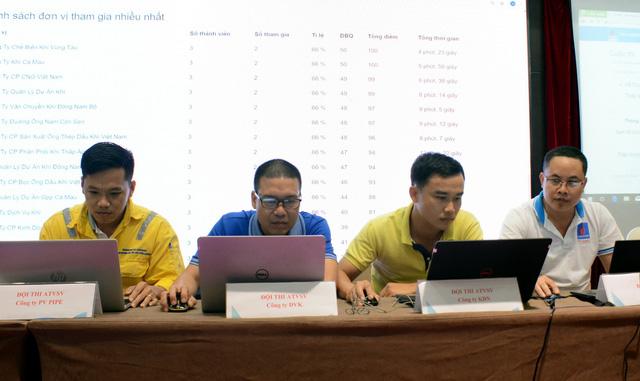 PV GAS tổng kết công tác An toàn vệ sinh lao động 2018 - Ảnh 2.