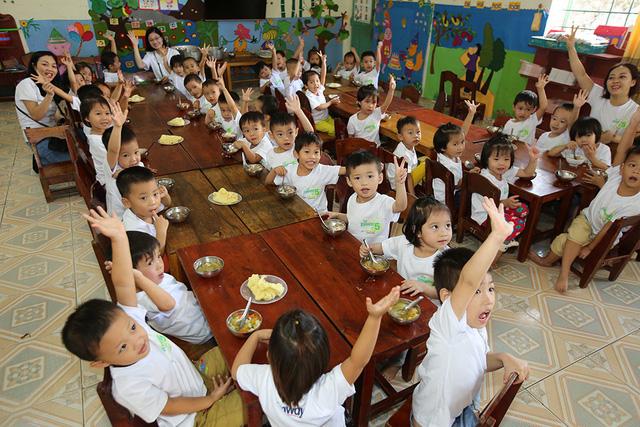 Bổ sung vi chất giúp trẻ khỏe mạnh - Ảnh 3.