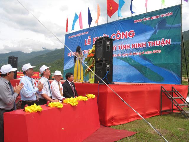 Ninh Thuận mưa ít, các hồ chứa tiếp tục trơ đáy - Ảnh 6.