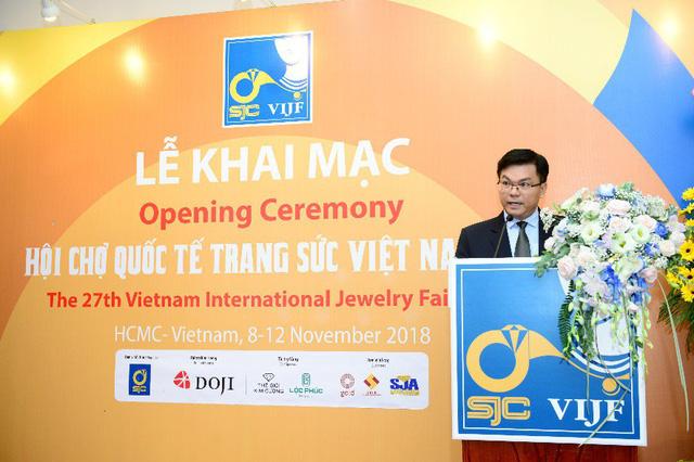 Tưng bừng ưu đãi tại Hội chợ Quốc tế Trang sức Việt Nam - VIJF 2018 - Ảnh 2.